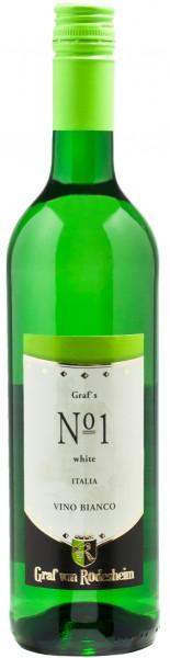Grafs No1 white